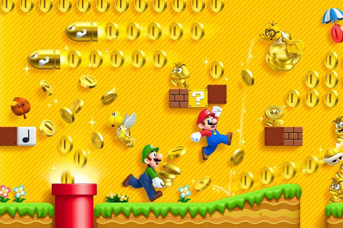 Super Mario Bros e a busca interminável pela felicidade - Serial Cookies