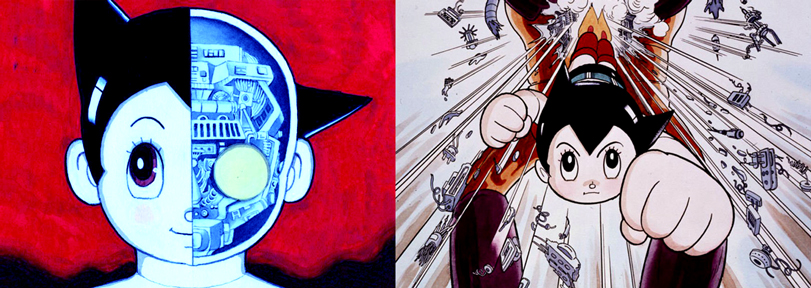 O poder secreto de Astro Boy