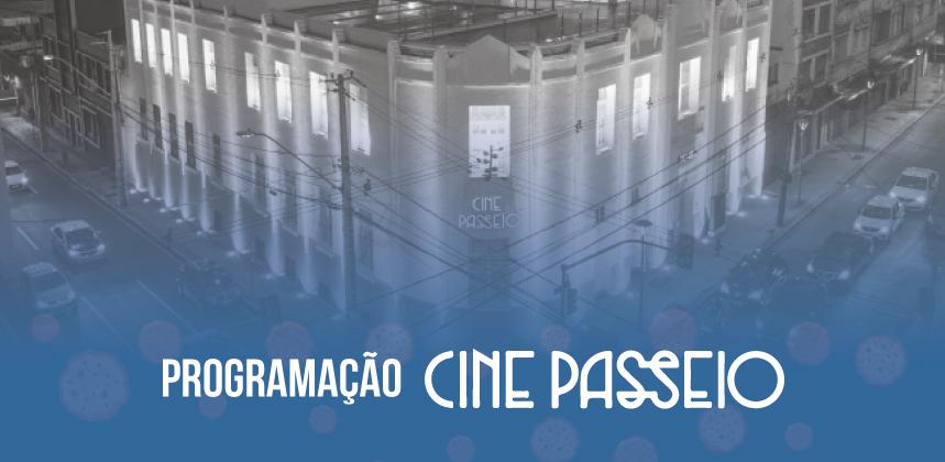 Programação Cine Passeio – 24 a 30/10