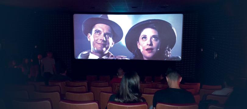 Inauguração Cine Passeio