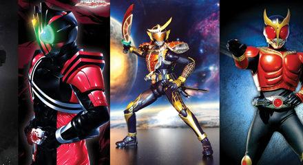[TOP COOKIES] – Kamen Riders da Era Heisei – FEAT. CÉSAR JBOX