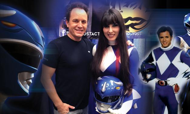 Entrevista: David Yost, o Billy de Mighty Morphin Power Rangers