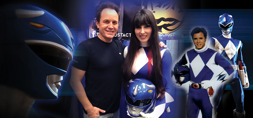 Entrevista: David Yost, o Billy de Mighty Morphin Power Rangers