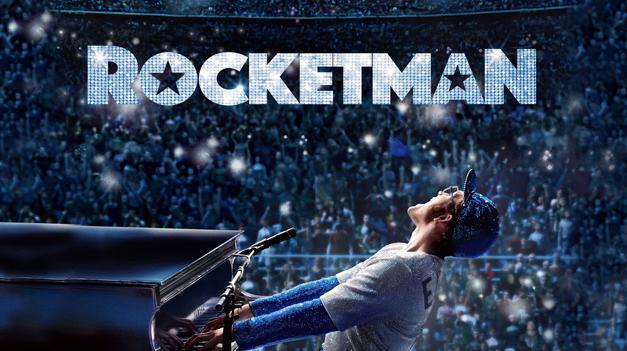 Crítica: Rocketman – Quando há coragem de se jogar na arena