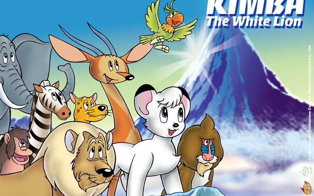Simba vs Kimba: Quem é o verdadeiro Rei Leão?