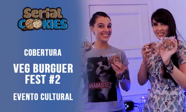 Veg Burger Fest #2 – Evento Cultural