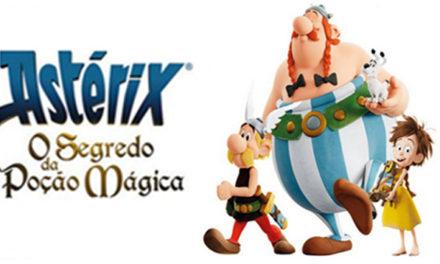 Crítica: Asterix e o Segredo da Poção Mágica
