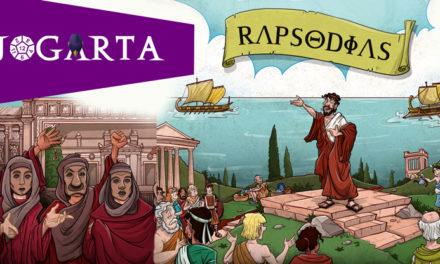 RPG gratuito é distribuído pelo JOGARTA a educadores