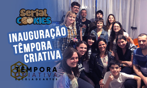 Inauguração Têmpora Criativa – Escola de Artes