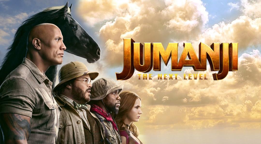 Crítica: Jumanji: Próxima Fase.