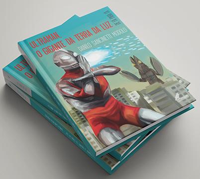 LIVRO ULTRAMAN 3ª edição + Loja virtual TOKUDOC