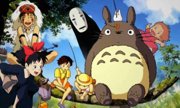 Dossiê Studio Ghibli